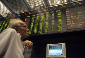 A Pakistani stockbroker looks at the lat
